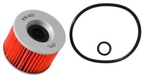 Filtro De Aceite P/motocicleta K&n Kn-401