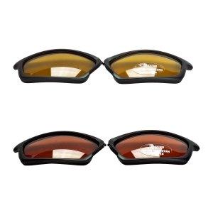 Lentes / Gafas Italianos Polarizado Hidrofobic Bertoni P810a