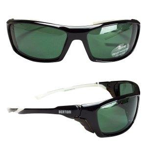 Lentes / Gafas Italianos Polarizado Hidrofobic Bertoni P880a