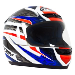 Casco Motociclista Integral Certificado Suomy Apex France
