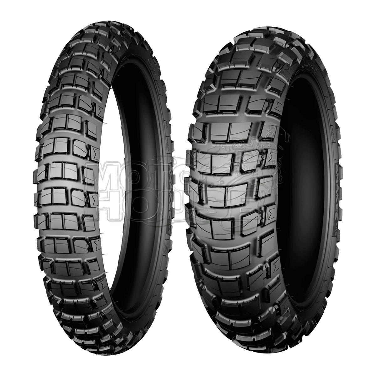 Llanta Moto Michelin Anakee Wild 170/60-17 72r