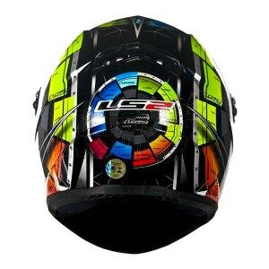Casco P/ Motociclismo Integral Ls2 Ff352 Rookie Tech Matt