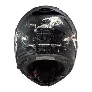 Casco Integral P/ Motociclismo Ls2 Ff390 Breaker Deft