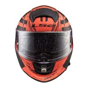 Casco Integral P/ Motociclismo Ls2 Ff397 Vector Hunter Nja