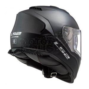 Casco Integral P/ Motociclismo Ls2 Ff800 Storm Solid Ngo Mat