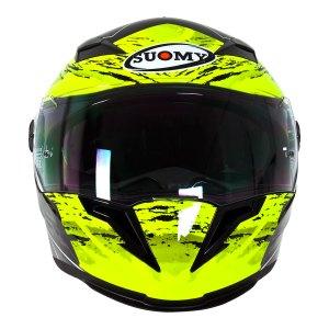 Casco Motociclismo Integral C/ Lentes Suomy Halo Drift Ama.