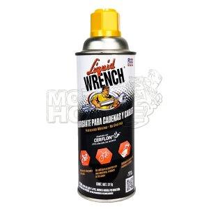 Lubricante De Cable Y Cadenas Liquid Wrench 311 Gr.