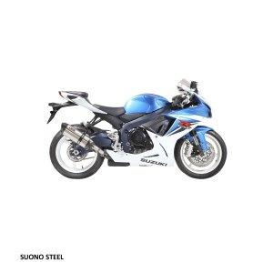 Escape Suono Mivv Para Suzuki Gsxr 600/750 2011-