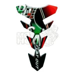 Protector De Tanque Print Mod. Expression Ducati