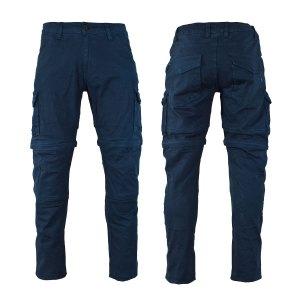 Pantalon / Bermuda Italiano C/ Proteccion  Pmj Santiago Zip
