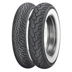 Llanta P/ Moto Dunlop D402 Mt90b16 (130/90-16) 72h Cara Bca