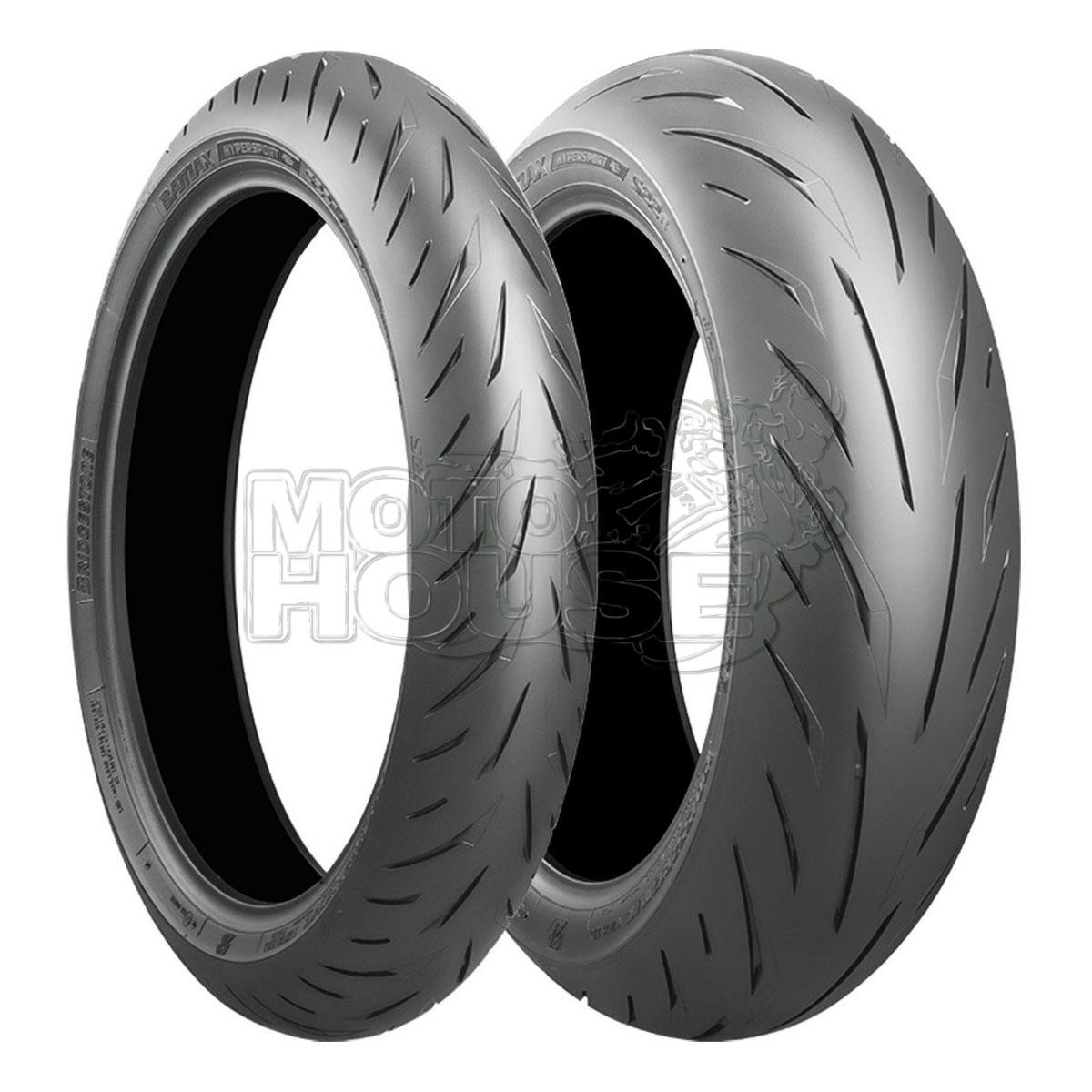 Llanta P/ Motocicleta Bridgestone Battlax S22 180/55-17 73w