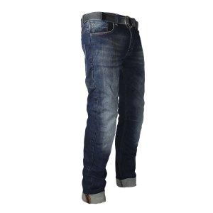 Pantalon P/Motociclismo C/Protecciones Modelo Legend Azul PMJ