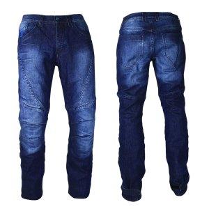 Pantalon P/Motociclismo C/Protecciones Modelo Titanium PMJ