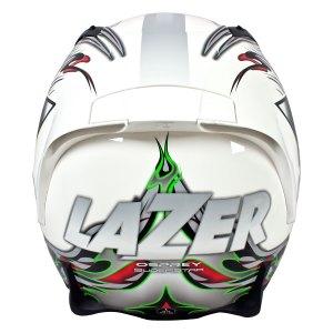 Casco Integral Lazer Osprey Super Star Pure Glass