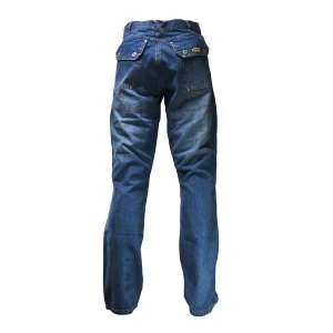 Pantalon Para Motociclismo Con Protecciones Ixs Mod. Django