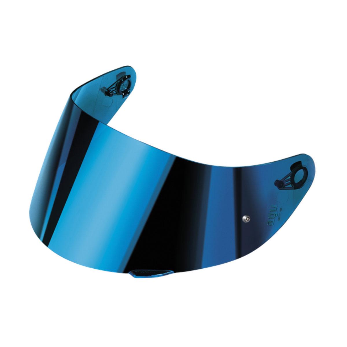 Mica / Visor Iridium Azul Para Casco Agv K3 Sv Y K1