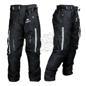 Pantalon P/ Motociclismo Con Protecciones Certificadas K600