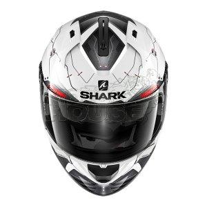 Casco Integral Shark Ridill 1.2 Mecca Negro/gris