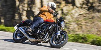 Kawasaki Z900RS review