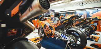 KTM RC16 Box MotoGP Phillip Island