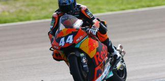 Miguel Oliveira Testes Moto2 Jerez II 2