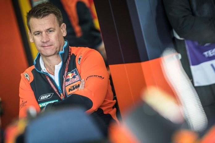 Pit Beirer KTM Motorsport