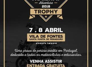 Trailway Adventure Trophy 2018 Cartaz Completo