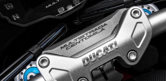 Ducati Multistrada conta 100.000 unidades produzidas