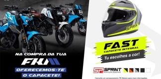 Campanha Sprint para a FK Motors
