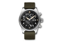 Relógio IWC Piloto Chronograph Spitfire