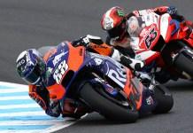 A corrida de Miguel Oliveira no GP do Japão