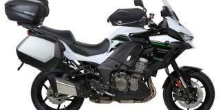 SHAD equipa Kawasaki Versys 1000