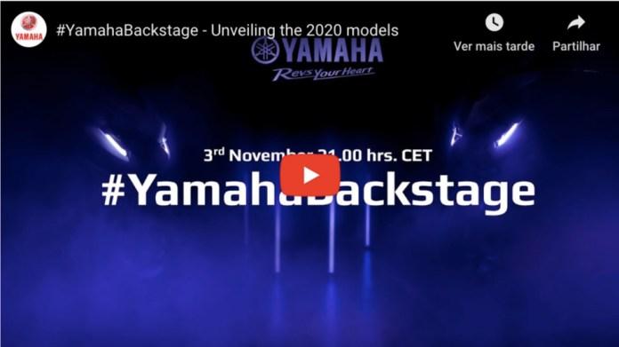 Novidades Yamaha 2020