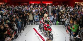 Ducati Streetfighter V4 eleita a 'Moto Mais Bela'