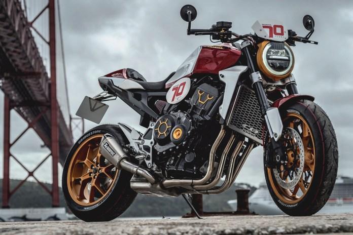 Preparação Honda CB1000R 70