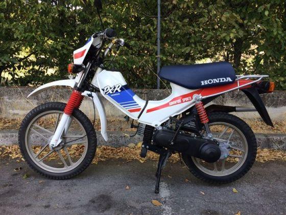 Honda PXR 50 Blue