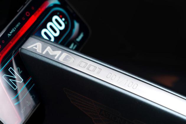 Aston Martin AMB001