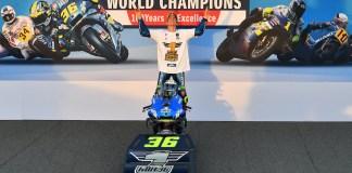 Joan Mir Campeão do Mun do de MotoGP 2020