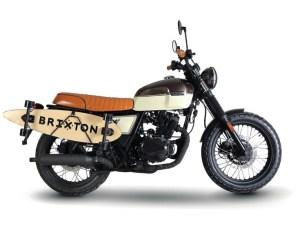 Brixton BX 125 X Scrambler