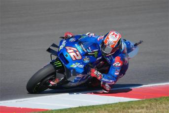 Alex Rins qualif