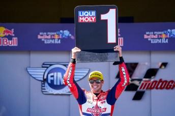 Fabio DiGiannantonio vencedor race