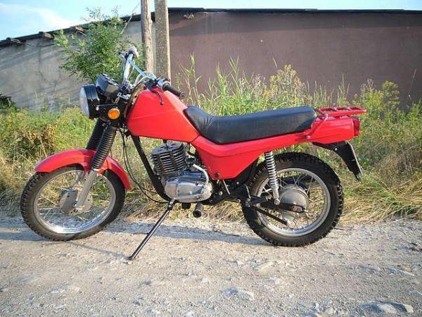 Мотоцикл Сова Фото