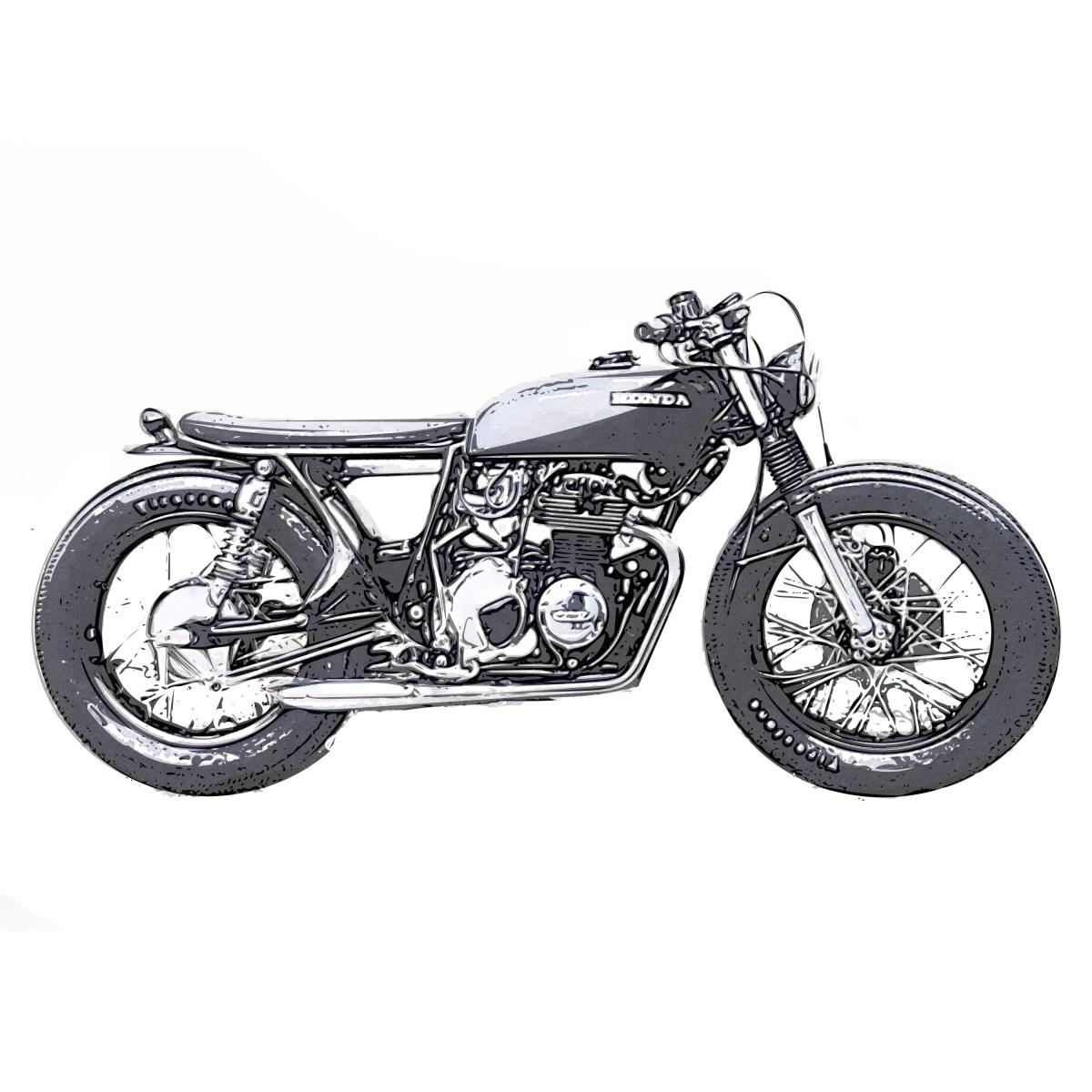 LAで流行しているモーターサイクルデザインの最新トレンド