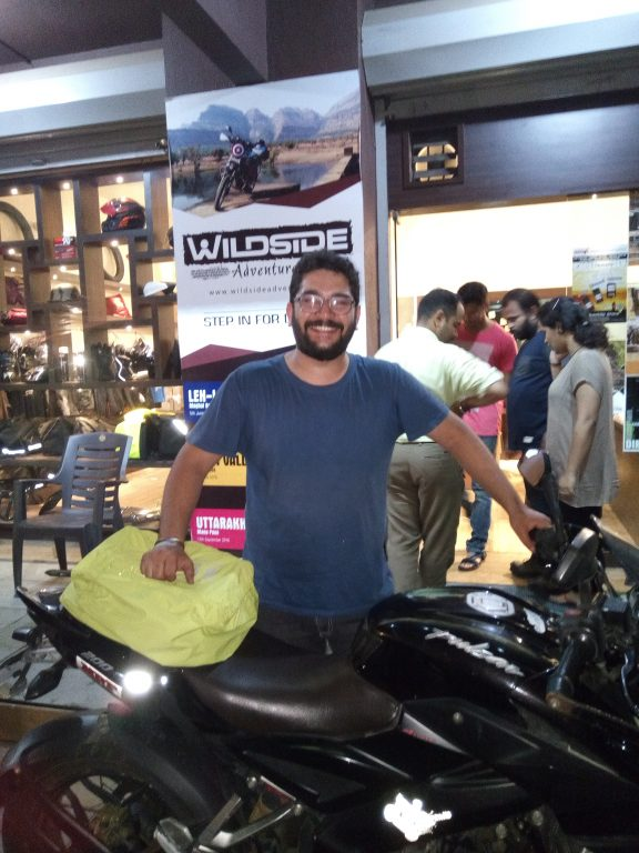 DIRTSACK FORESTER NEO With Sourabh Sane - Cofounder, The Saddle Store