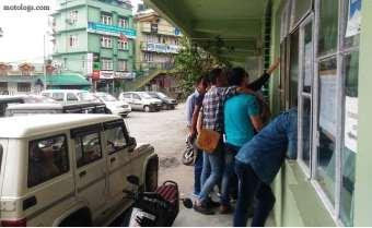 tourism permit ILP RAP permit bike permit gangtok