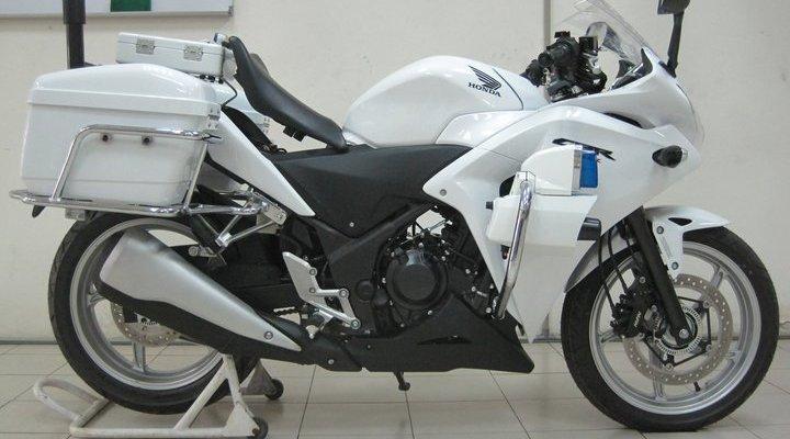 2011 Honda Cbr250r Royal Malaysian Police Edition Motomalayanet