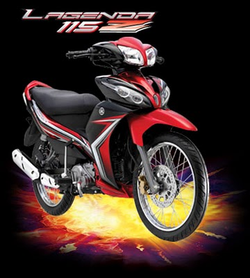 2010 Yamaha Lagenda 115Z/ZR Malaysia Technical Specification ... on