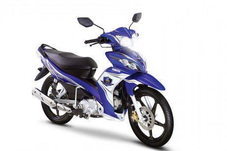 2012 yamaha lagenda 115zr wgp special edition motomalaya for Yamaha vega price