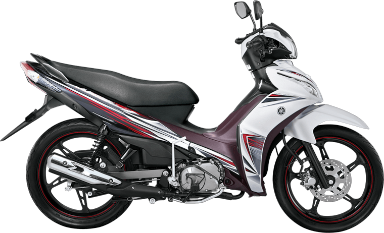 2012 All New Jupiter Z1 In Indonesia